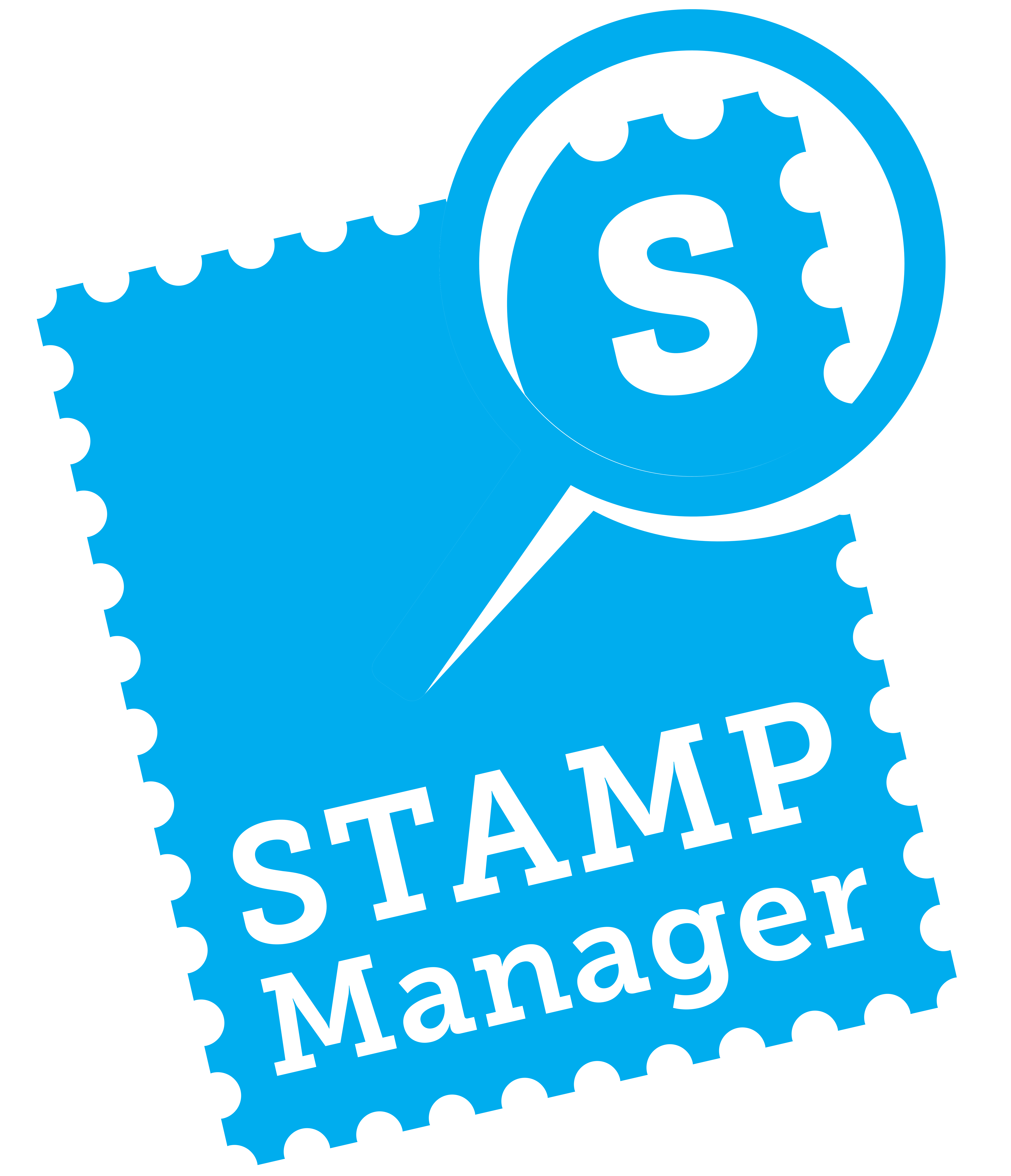 Stamp Manager Home